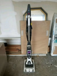 gray and red upright vacuum cleaner Gaithersburg, 20879