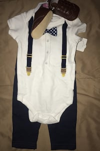 Baby boy outfit 3-6 months
