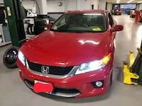 2014 Honda Accord Coupe EX-L 3.5L V-6 Automatic