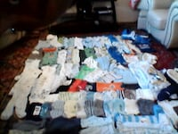 3 to 9 months baby clothes./boys Calgary