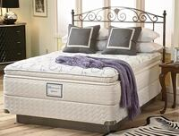white and black bed mattress Bowie, 20721