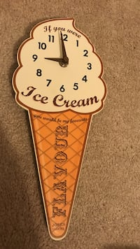 Super cute ice cream clock!!! Fairfax, 22033