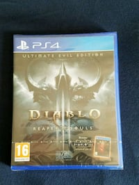 Ps4 Diablo 3: Reaper of Souls