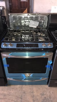 "Brand New Frigidaire 30"" Slide In gas stove 6 months warranty Baltimore, 21215"