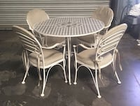 Lovely French Bistro Patio Table Set!!! Las Vegas, 89118