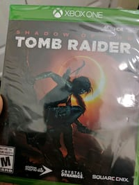 Shadow of the Tomb Raider Xbox One (BNIB) Vaughan, L4J 0E2