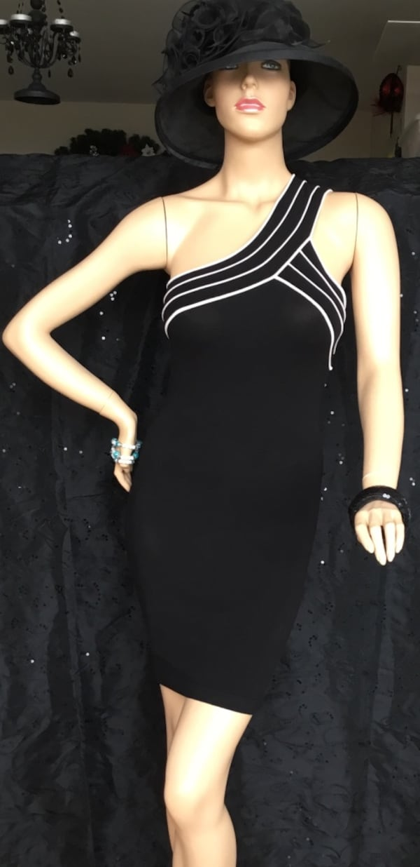 Marciano black stretch dress - small 753bb1a3-d7a5-4829-becb-114f10451a71