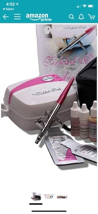 Tickled pink Make-up AirBrush unit Only