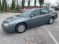 Only 117,000 miles 2005 Chevy impala super clean strong reliable $2900 Halethorpe, 21227