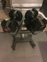 Bow flex training system.  Max weight 20 pounds  Bristow, 20136