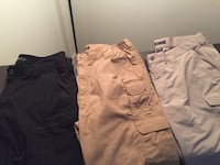 5.11 Tactical Pants. Two pairs of Apex & One pair of Fast Tac Wilmington, 19810