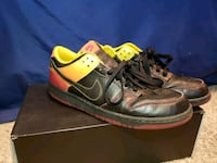 pair of brown Nike Air Force 1 low shoes Shepherdstown, 25443