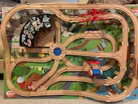 Thomas the Train Table and Trains and Melissa and Doug Activity Table Bethesda, 20816