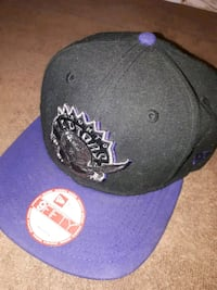 black and purple fitted cap London, N6H 4P3
