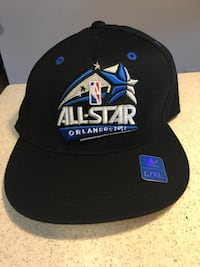 2012 NBA All Star One Size Fit All Cap. Miami, 33132