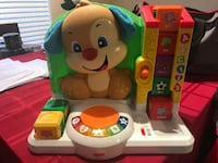 FisherPrice laugh and learn first words smart puppy Houston, 77081