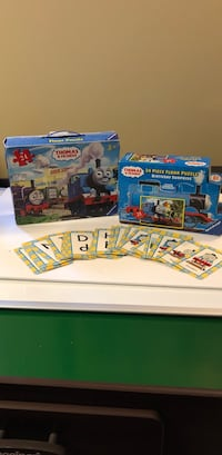Thomas & Friends Puzzles & Flash Cards  Fairfax, 22030