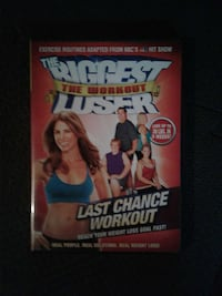 Biggest loser dvd Red Bank, 07701