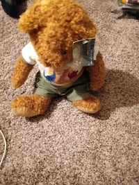Selling a brand new dressed up bear Wichita, 67211