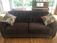 Couch with two arm chairs New Canaan, 06840