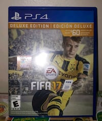 Fifa 17 deluxe edition (PS4) Laval