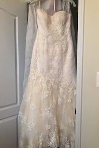 Wedding dress- brand new never worn Falling Waters, 25419