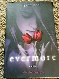 Evermore book by Alyson Noel