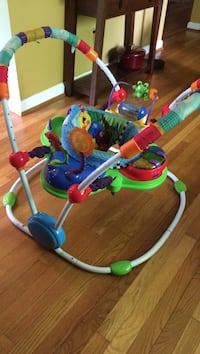 baby's multicolored jumperoo Falls Church, 22044