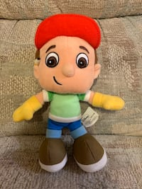 Handy Manny Plush Toy
