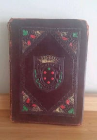 Old Leather Bound/One Volume 1935 Edition/The Works Of Kipling  Gaithersburg