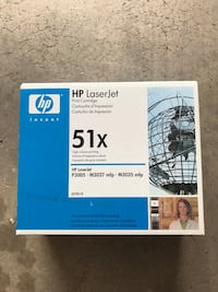 HP LaserJet 51X Print Cartridge Palatine, 60074