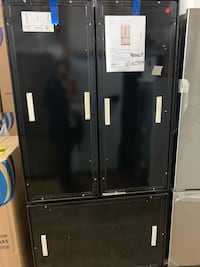 """KitchenAid 36""""  French Door Refrigerator in panel ready counter depth, new $2599 negotiable  Passaic, 07055"""