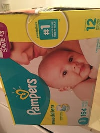 Pampers swaddlers size 1 Tucson, 85711