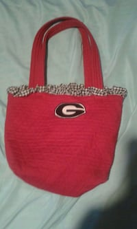 Ga Bulldog Pocketbook Macon, 31206