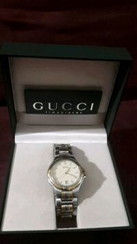 Gucci Watch with original box and warranty St. Catharines, L2M 6W1