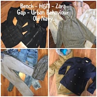 Boys Clothes  -Size 7-8-9 Vaughan, L4L 2S8