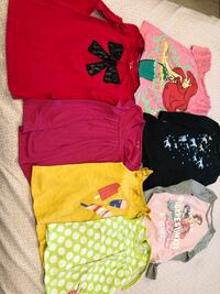 4T girls clothes (35 pieces)