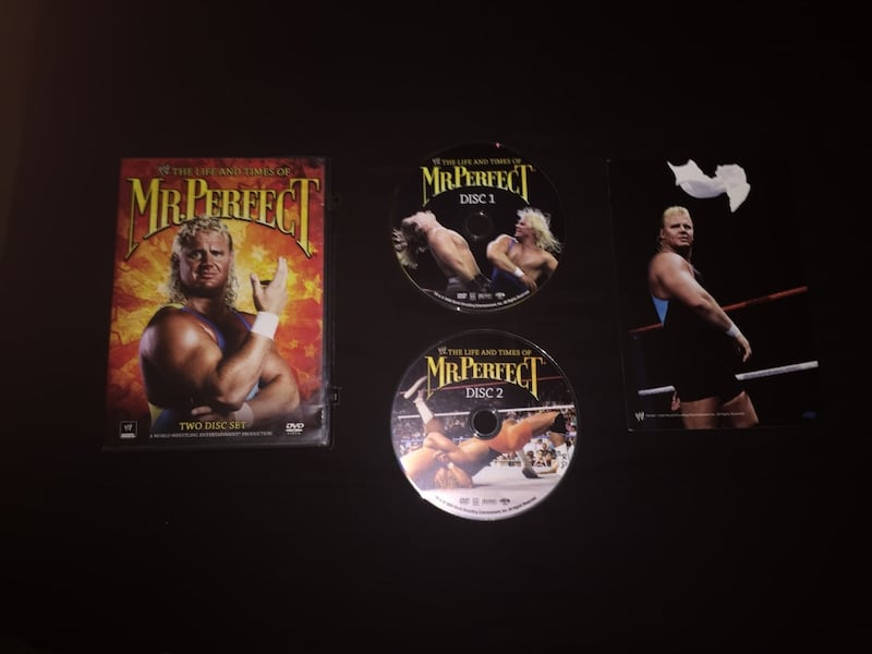 Pro Wrestling (WWE / WCW / AWA) DVD Collection All Pre-Owned & Tested 7749495b-eba9-4e7c-b7e7-7ed32f3cd0fe