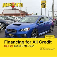 2015 Subaru WRX STI Limited Laurel, 20724