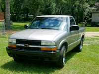 gray Chevrolet single cab pickup truck 548 mi