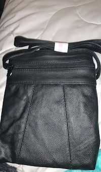 All soft leather CrossBody Bag Medford, 02155