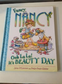 Fancy Nancy hard cover books