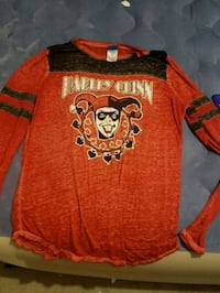red and gray crew-neck long-sleeved shirt Rocky Top, 37769