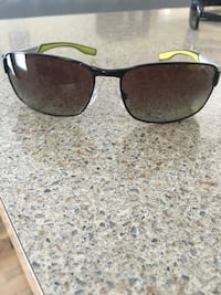 Hugo Boss brown with grey unisex sunglasses Ajax, L1Z 0R5