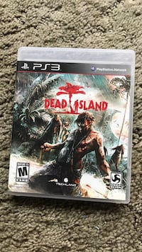 Dead island ps3 game