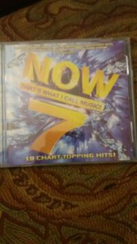 NOW THAT'S WHAT I CALL MUSIC 7 (CD)