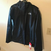 black zip-up jacket Winnipeg, R3G 1N6
