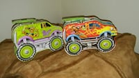 Pair of Scooby Doo Lunchboxes  Lincoln, 68502