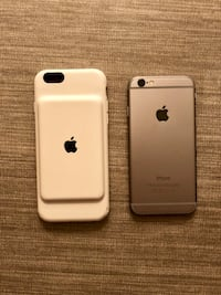 iPhone 6 with Apple charging case (6,7,8) Vaughan, L4J 8E2