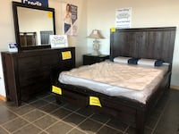 206320 queen bed by coaster  Irving, 75062